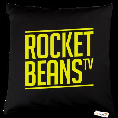 Motiv: Kissen Baumwolle - RBTV 2018 - Rocket Beans TV