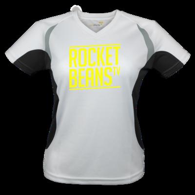 Motiv: Laufshirt Lady Running T - RBTV 2018 - Rocket Beans TV