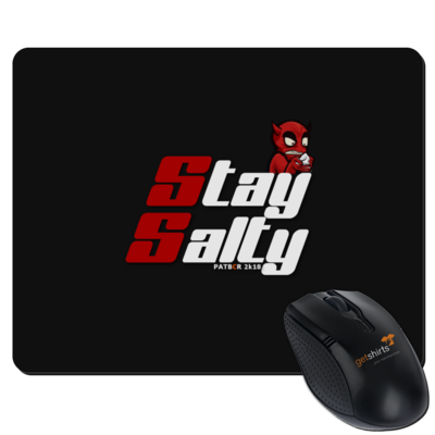 Motiv: Mousepad Textil - StaySalty