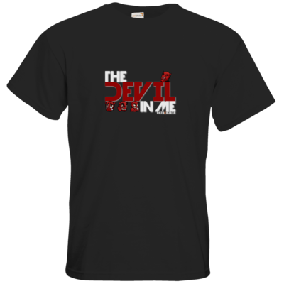 Motiv: T-Shirt Premium FAIR WEAR - DevilInMe