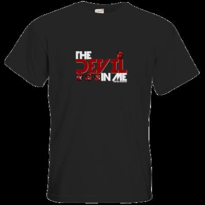 Motiv: T-Shirt Premium FAIR WEAR - DevilInMe