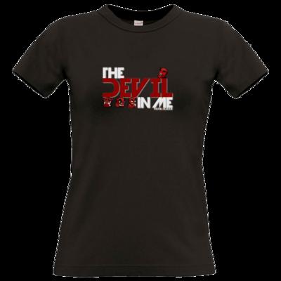 Motiv: T-Shirt Damen Premium FAIR WEAR - DevilInMe