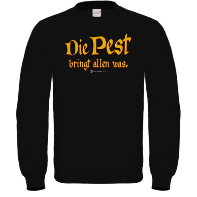 Motiv: Sweatshirt FAIR WEAR - Die Pest