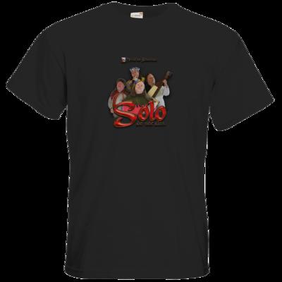 Motiv: T-Shirt Premium FAIR WEAR - AdS Solo