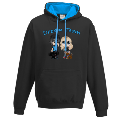 Motiv: Two-Tone Hoodie - Dream Team