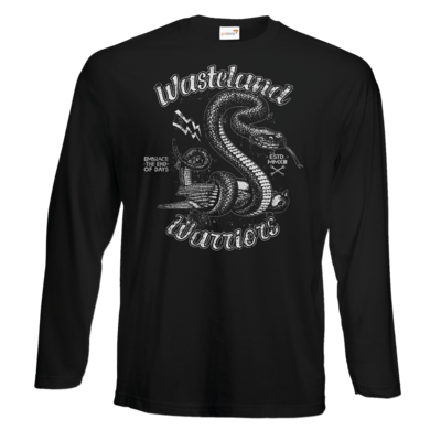 Motiv: Exact 190 Longsleeve FAIR WEAR - Wasteland Garage