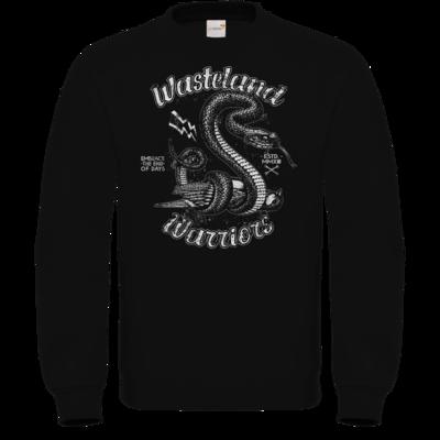 Motiv: Sweatshirt FAIR WEAR - Wasteland Garage