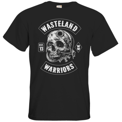 Motiv: T-Shirt Premium FAIR WEAR - Wasteland Rockers