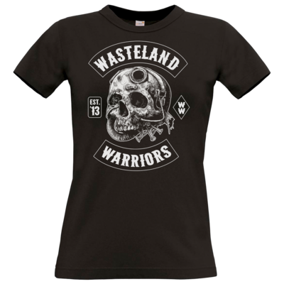 Motiv: T-Shirt Damen Premium FAIR WEAR - Wasteland Rockers