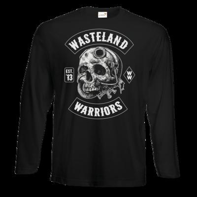 Motiv: Exact 190 Longsleeve FAIR WEAR - Wasteland Rockers