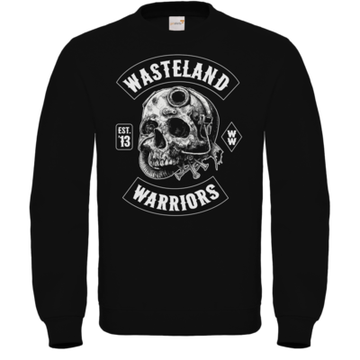 Motiv: Sweatshirt FAIR WEAR - Wasteland Rockers