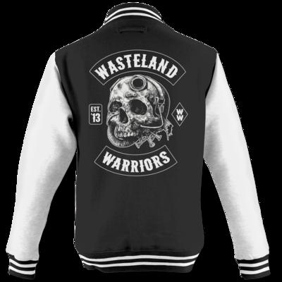 Motiv: College Jacke - Wasteland Rockers