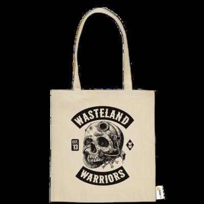 Motiv: Baumwolltasche - Wasteland Rockers