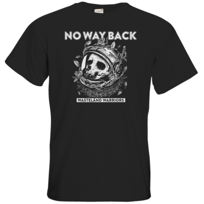Motiv: T-Shirt Premium FAIR WEAR - No Way Back