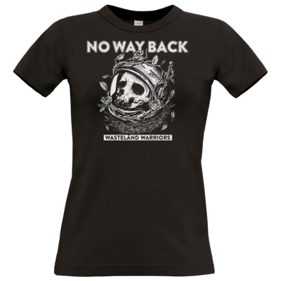 Motiv: T-Shirt Damen Premium FAIR WEAR - No Way Back