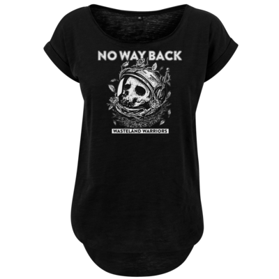 Motiv: Ladies Long Slub Tee - No Way Back