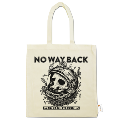 Motiv: Baumwolltasche - No Way Back
