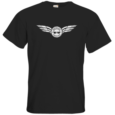 Motiv: T-Shirt Premium FAIR WEAR - Logo Wings