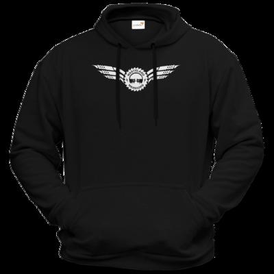 Motiv: Hoodie Premium FAIR WEAR - Logo Wings