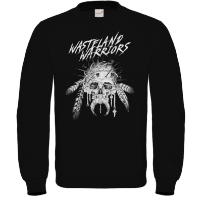 Motiv: Sweatshirt FAIR WEAR - Primal Skull