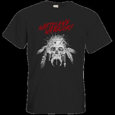 Motiv: T-Shirt Premium FAIR WEAR - Primal Skull v2