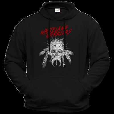 Motiv: Hoodie Premium FAIR WEAR - Primal Skull v2