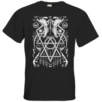 Motiv: T-Shirt Premium FAIR WEAR - Sigillum Heremus