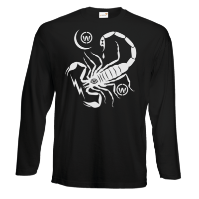 Motiv: Exact 190 Longsleeve FAIR WEAR - Scorpion