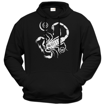 Motiv: Hoodie Premium FAIR WEAR - Scorpion