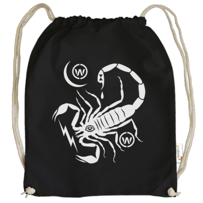 Motiv: Cotton Gymsac - Scorpion