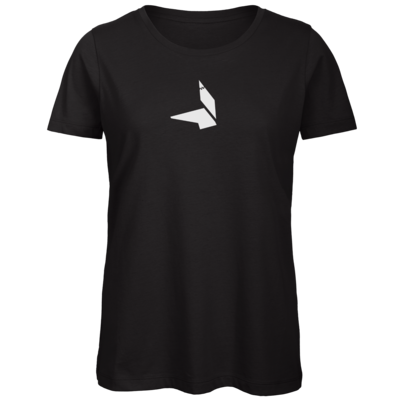 Motiv: Organic Lady T-Shirt - logo-nameless