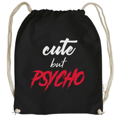 Motiv: Cotton Gymsac - Cute but Psycho
