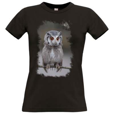 Motiv: T-Shirt Damen Premium FAIR WEAR - Waaas ?