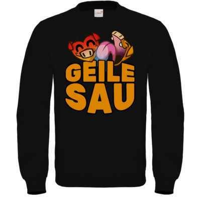 Motiv: Sweatshirt FAIR WEAR - GEILE SAU