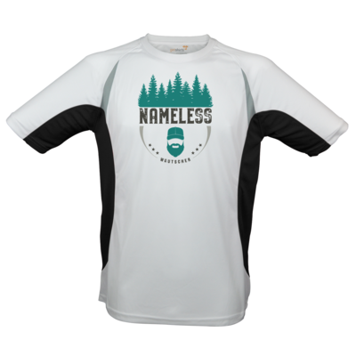 Motiv: Laufshirt Running T - Nameless Retro