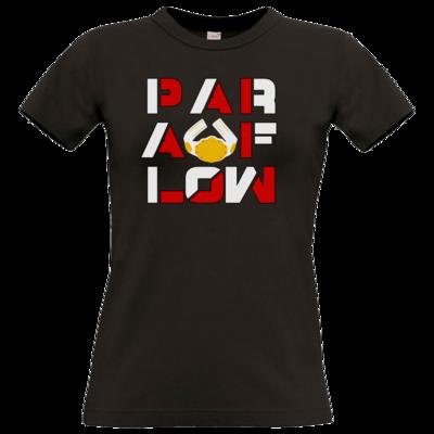 Motiv: T-Shirt Damen Premium FAIR WEAR - Paraflow-CBelt