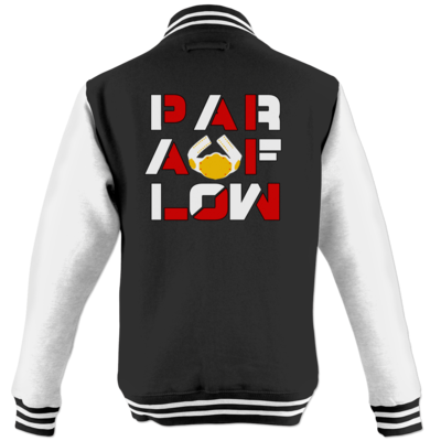 Motiv: College Jacke - Paraflow-CBelt