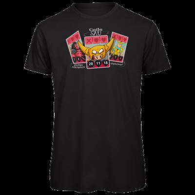 Motiv: Organic T-Shirt - Geile Sau - Artifact
