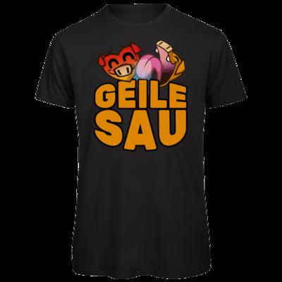 Motiv: Organic T-Shirt - GEILE SAU