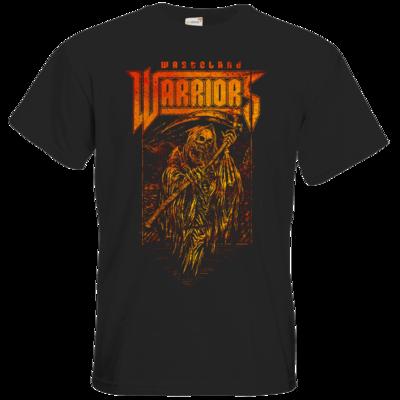 Motiv: T-Shirt Premium FAIR WEAR - Grim Reaper Limited Edition