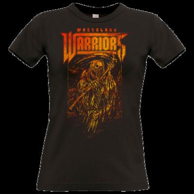 Motiv: T-Shirt Damen Premium FAIR WEAR - Grim Reaper Limited Edition
