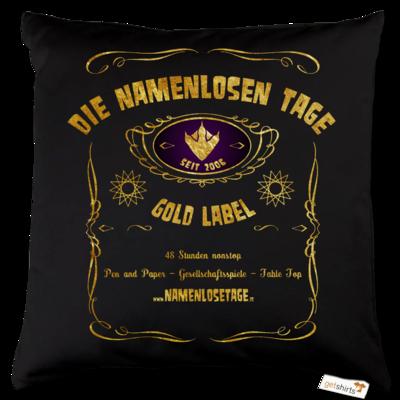 Motiv: Kissen Baumwolle - GoldLabel