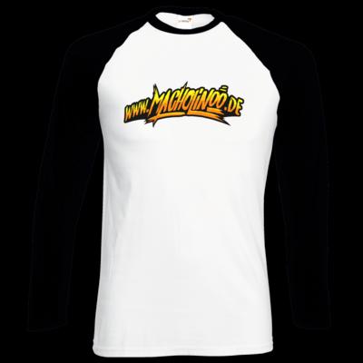 Motiv: Longsleeve Baseball T - Macho - HP