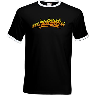 Motiv: T-Shirt Ringer - Macho - HP