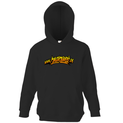 Motiv: Kids Hooded Sweat - Macho - HP