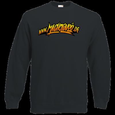 Motiv: Sweatshirt Classic - Macho - HP