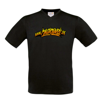 Motiv: T-Shirt V-Neck FAIR WEAR - Macho - HP