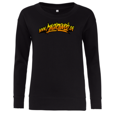 Motiv: Girlie Crew Sweatshirt - Macho - HP