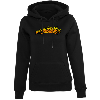 Motiv: Womens Heavy Hoody - Macho - HP
