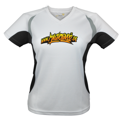 Motiv: Laufshirt Lady Running T - Macho - HP